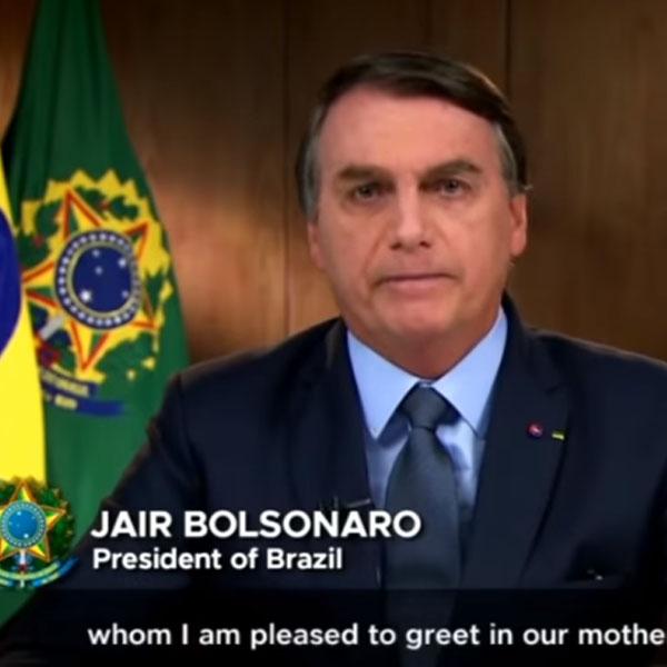 O pronunciamento do presidente Jair Bolsonaro Na ONU em 2020 e o agronegócio brasileiro