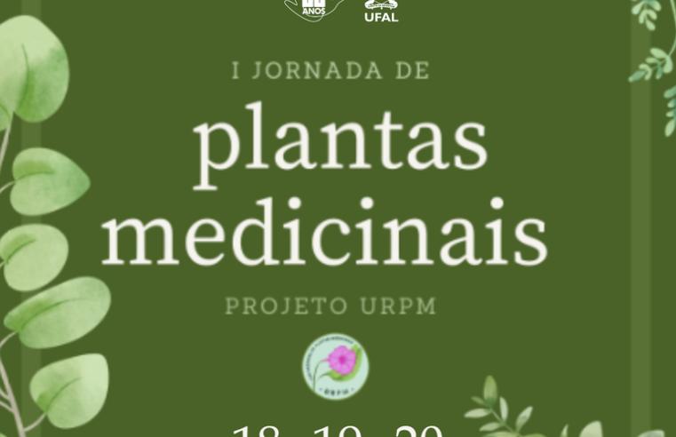 Primeira Jornada de Plantas Medicinais começa dia 18 de agosto