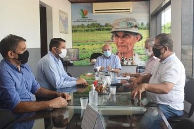 ITERAL e SEDETUR discutem importância da energia eólica em Alagoas