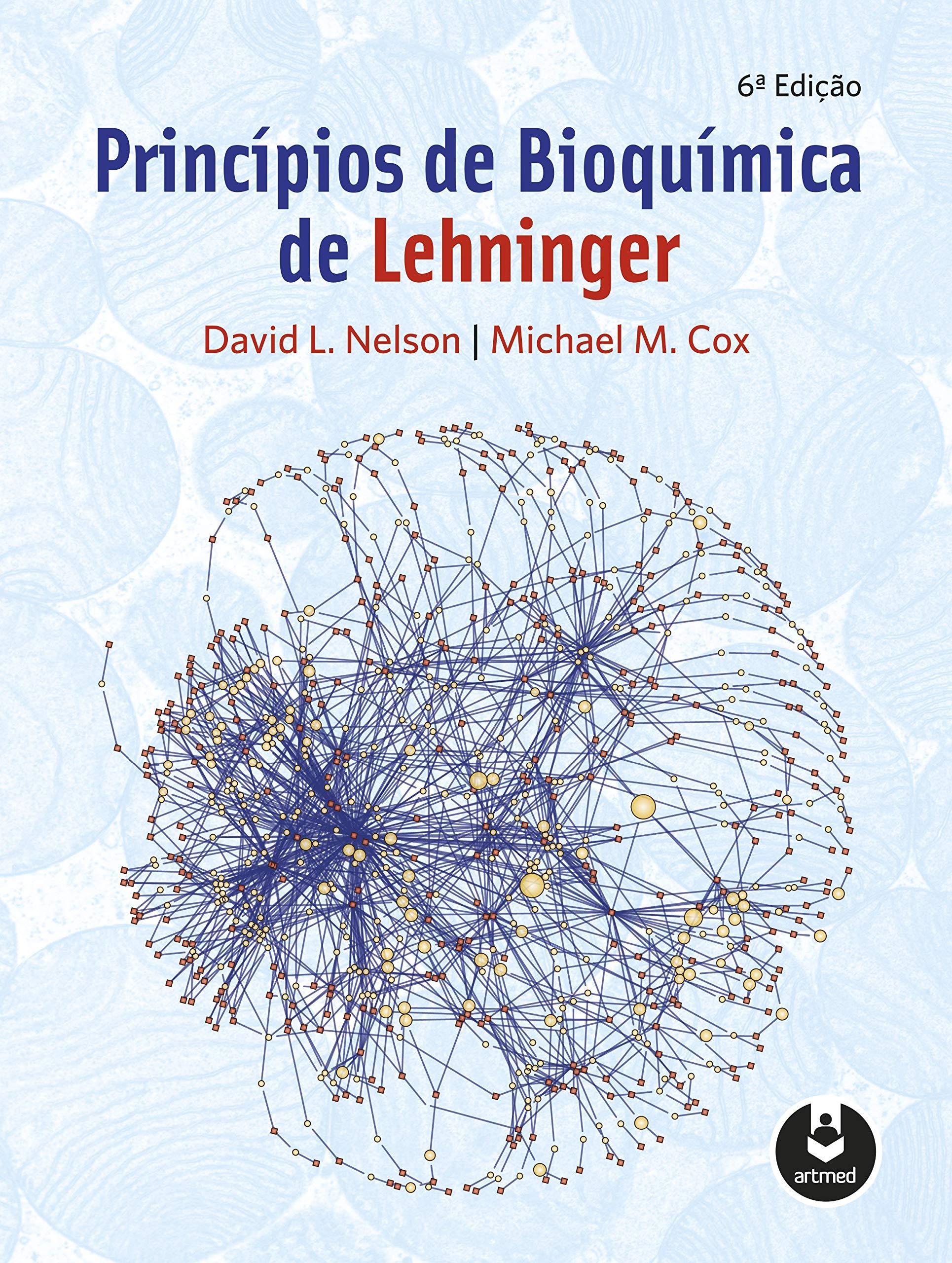Livro princípios de bioquímica Lehninger em PDF